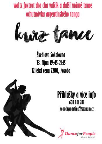 kurz tance Hostivař (2)