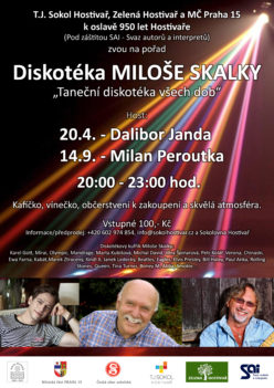 Diskotéka Miloše Skalky